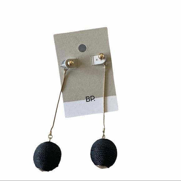 BP. Drop Ball Earrings